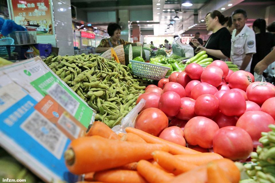 蔬菜连续8周上涨的背后
