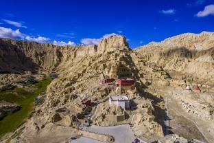01 西藏这座古城遗址仍带着一个谜