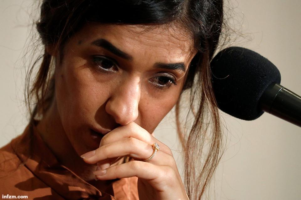 06 娜迪亚:从ISIS 性奴到诺贝尔奖得主1