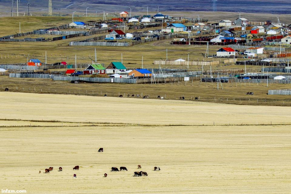 06 蒙古国掠影