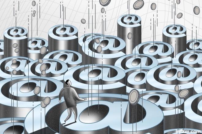 """《互聯網下一個風口會出現嗎》O2O之類的業務,有很高的用戶價值。但當我們用""""風口""""的標準評估它時,就無法繞開估值問題。視覺中國"""