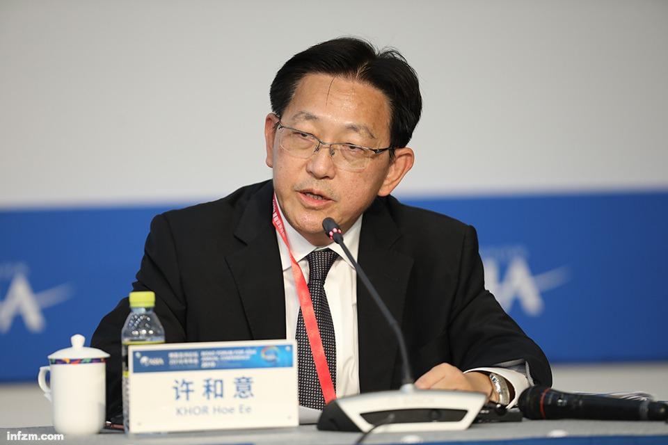 """""""中国的对外投资不是送钱"""""""