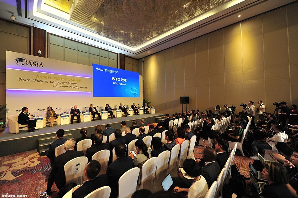 博鳌议题:WTO如何改革?