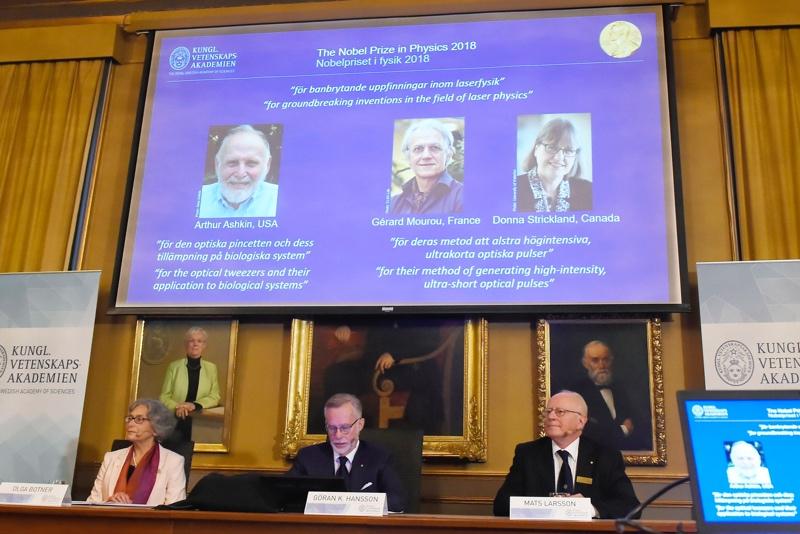 时间与诺贝尔奖的关系