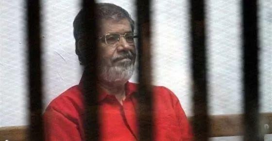 埃及前總統穆爾西庭審過程中死亡