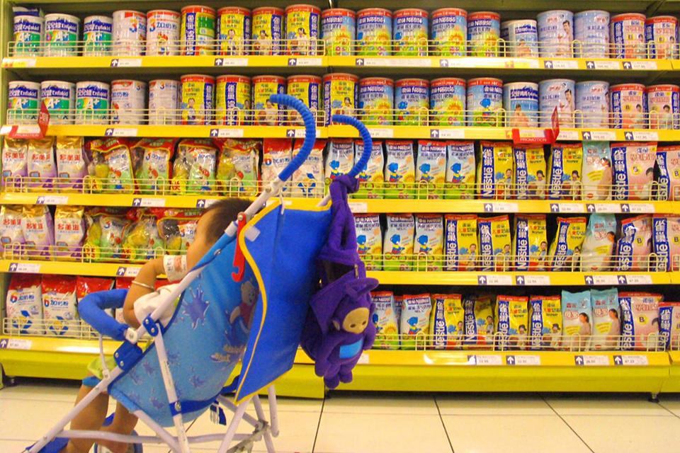 陳君石院士談嬰幼兒配方奶粉:不能光靠底線競爭1