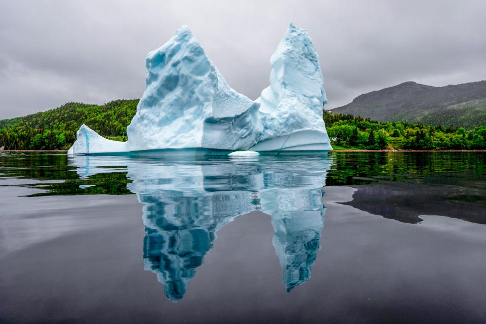 """眼睛在旅行丨""""做客""""加拿大的冰山8"""