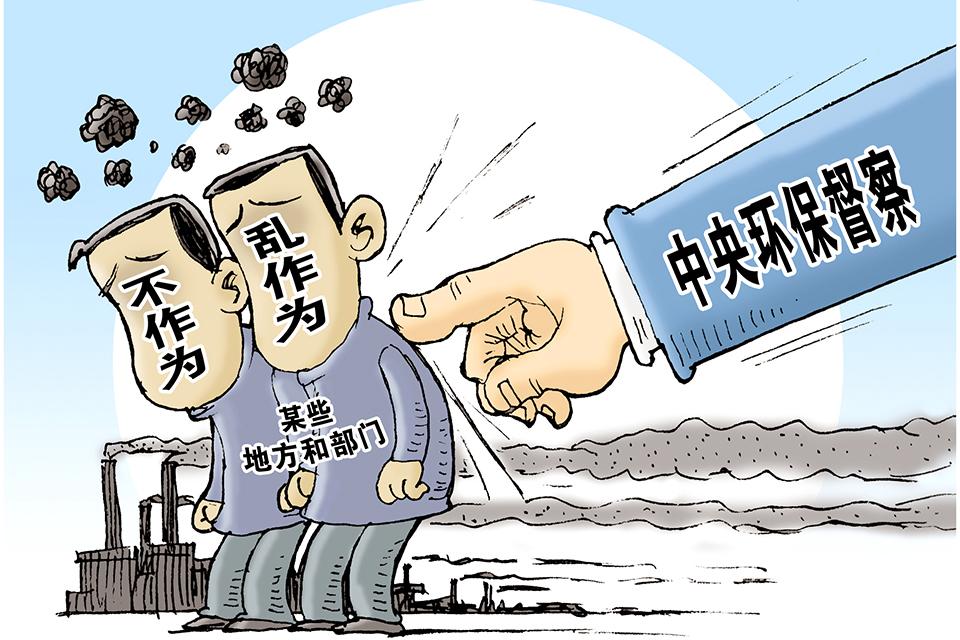 肆意围填海、破坏红树林!中央环保督察典型案例通报中国绿色公号周榜第208期