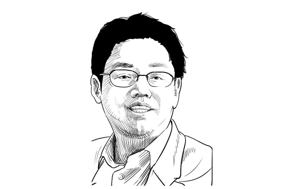 """15 叶青:走过公车改革""""独木桥"""".jpg"""