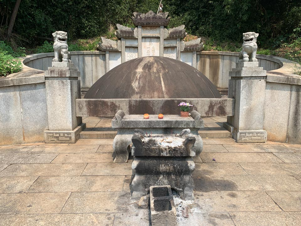 全国重点文保单位曾国藩墓为何无人修复?