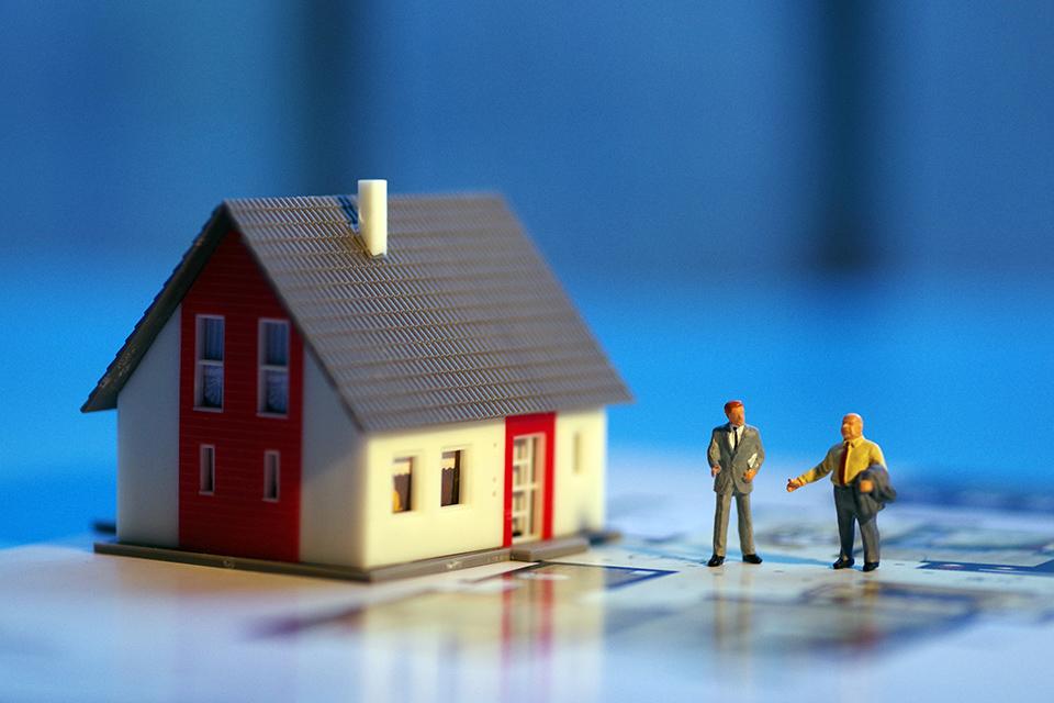 地产公司全员卖房,今年指标特别严