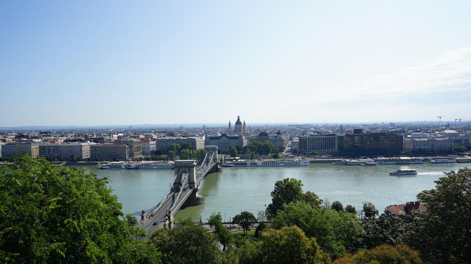 游轮上的多瑙河