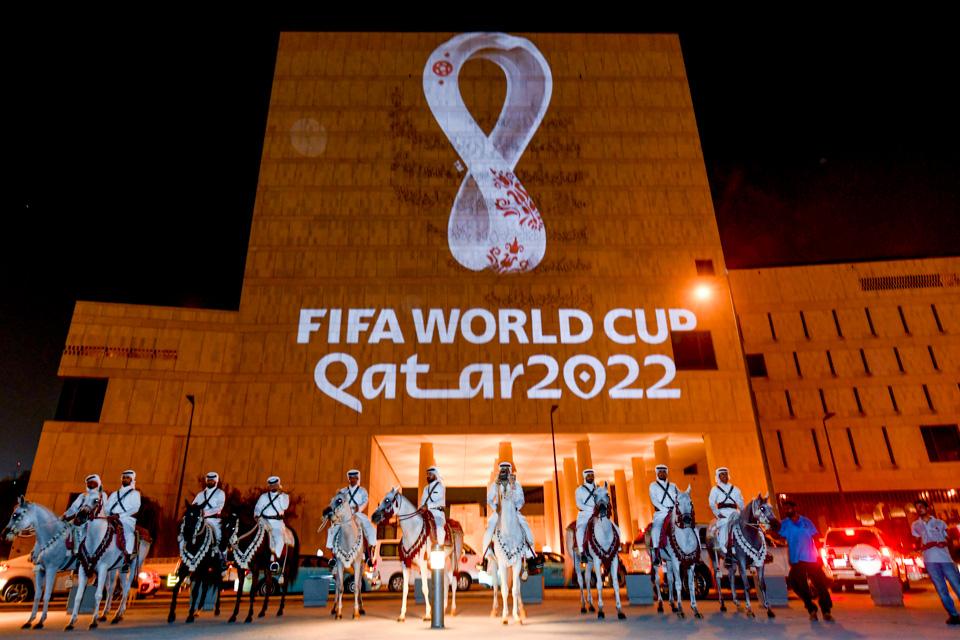 2022年世界杯会徽发布