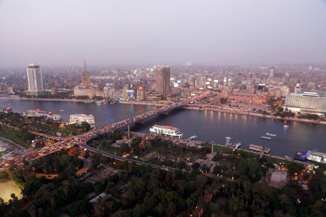 图为2016年拍摄的埃及首都开罗。新华社发(艾哈迈德·戈马摄)