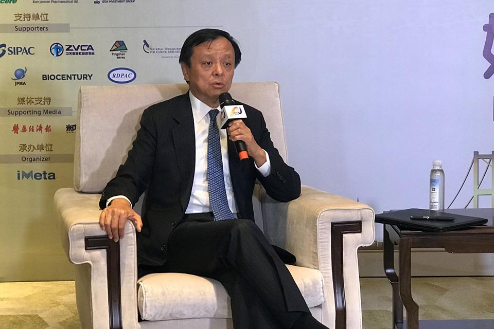 港交所总裁李小加:让医疗大数据成为可交易、共享的资产