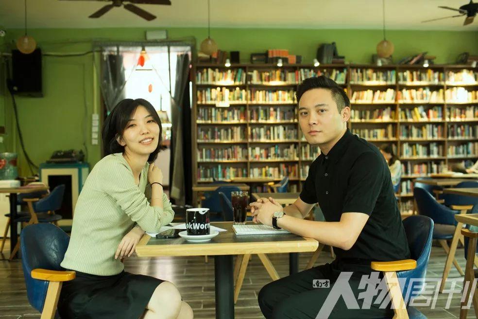 张之琪与常远  图/ 本刊记者 姜晓明