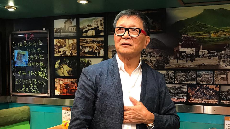 香港声音  王晶回复陈慎芝:有伟大祖国14亿人民做后盾