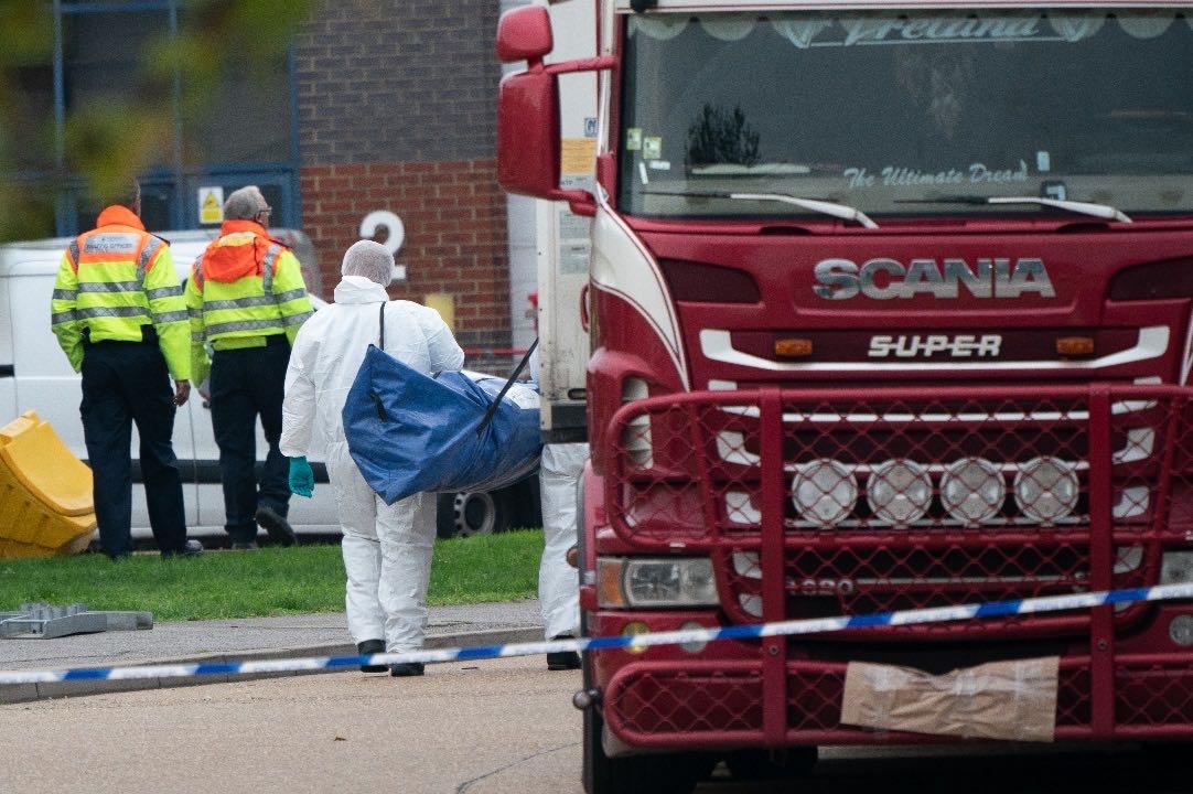 英国货柜惨案:警方称39名死者为中国人,他们是谁?