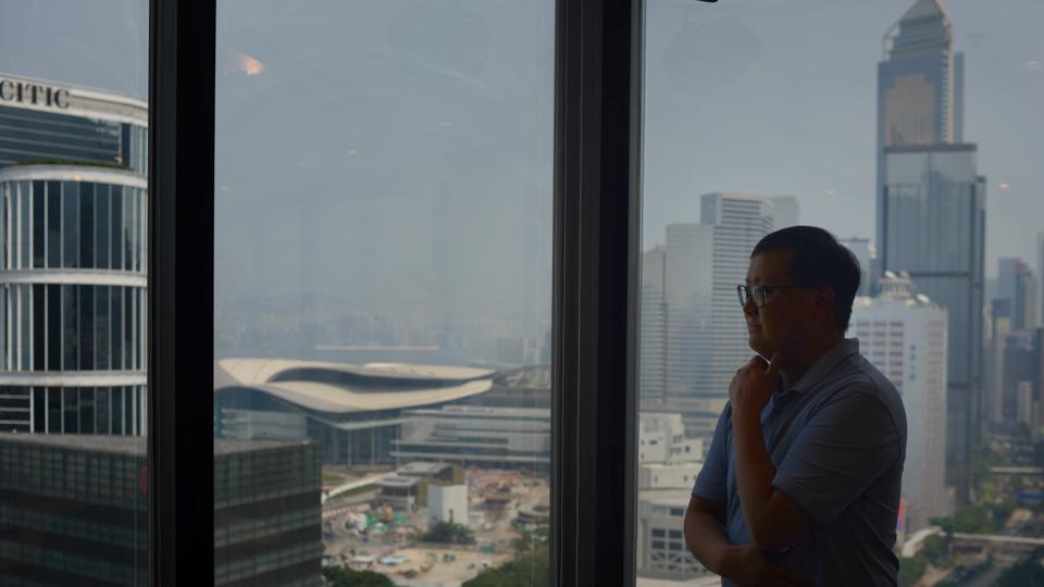 香港声音5 黄英豪:我们想帮助香港青年人了解内地、国家、世界