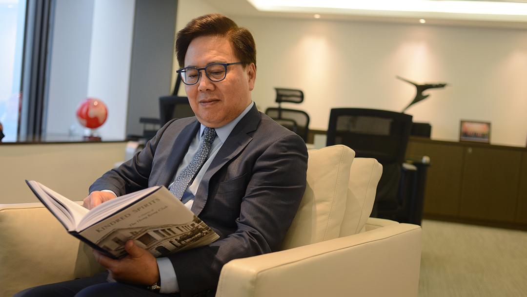 王英伟:香港和国家是命运共同体