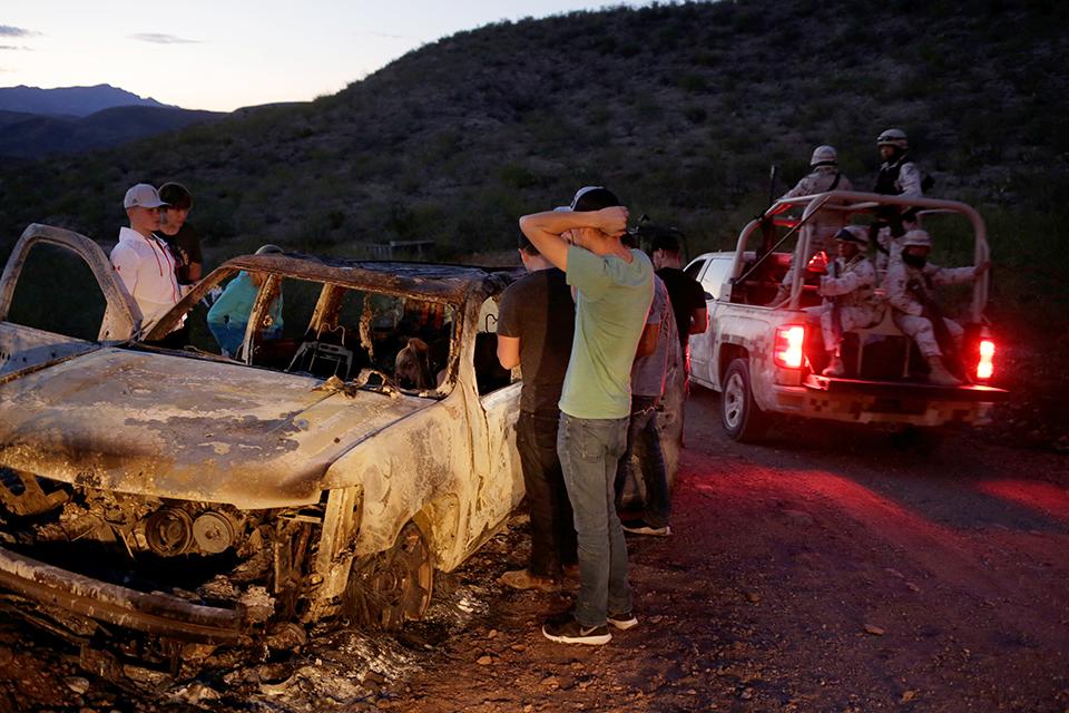 杀警察、杀市长、杀美国人,墨西哥毒贩为何如此生猛?