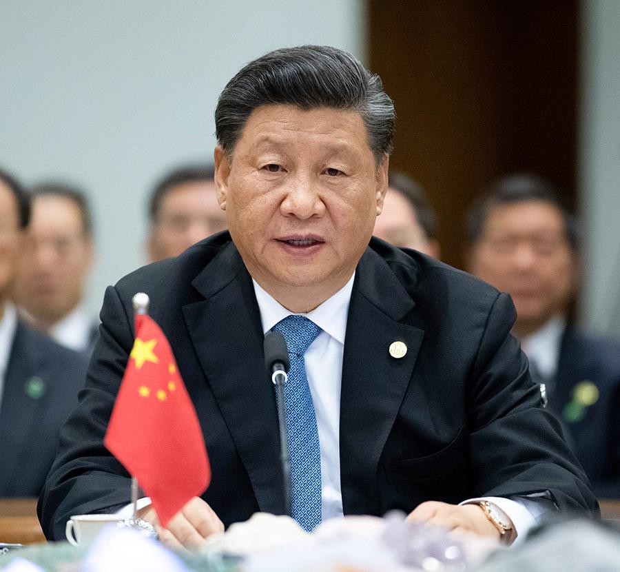 習近平出席金磚國家領導人第十一次會晤并發表重要講話