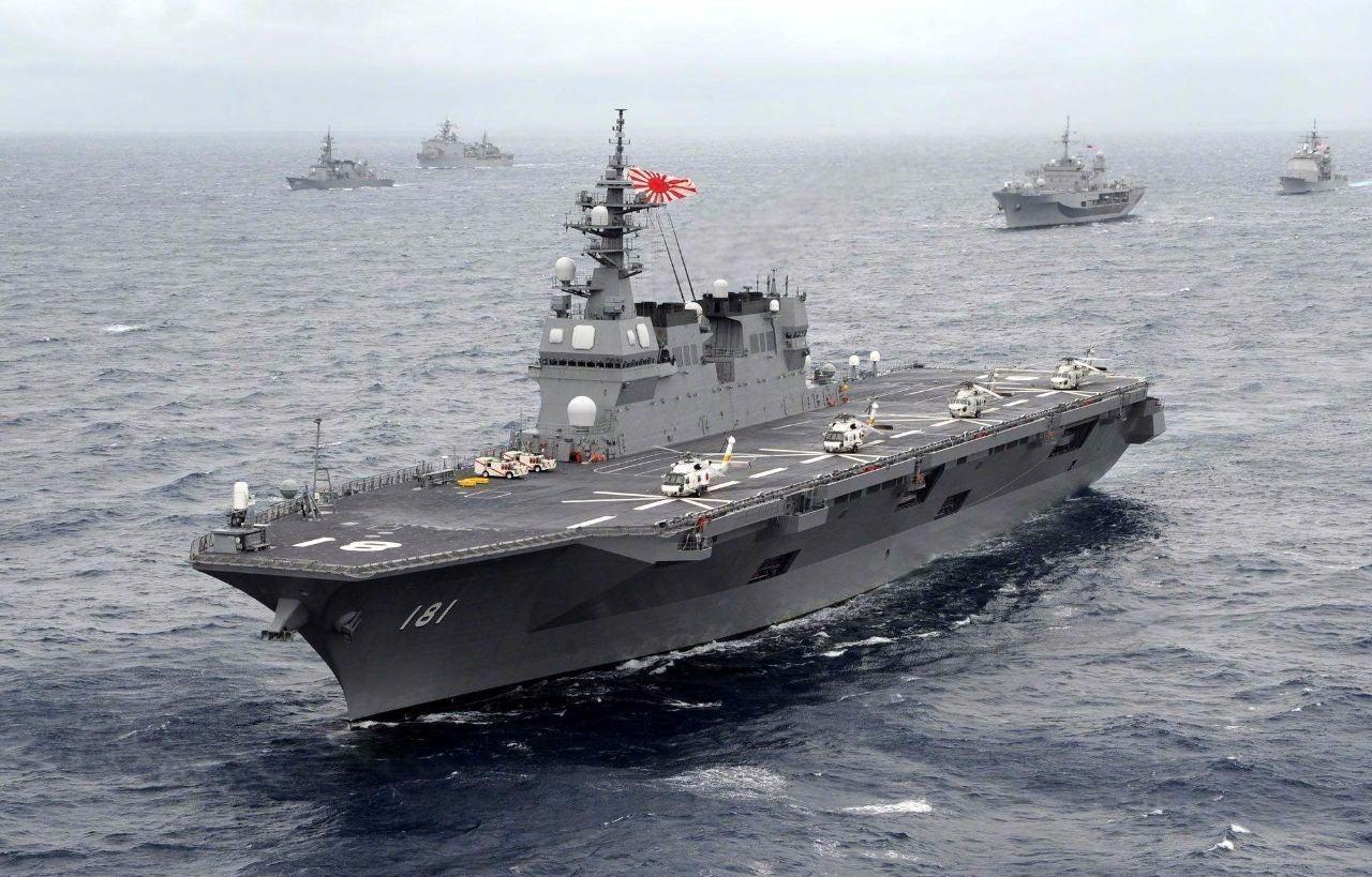 日本准航母在南海寻找落脚点,有何图谋?