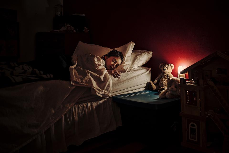 高质量的睡眠有利于清除大脑垃圾