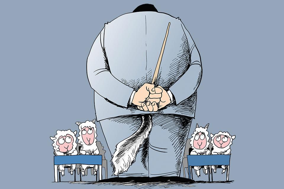 性侵男学生被开除的特级教师为何还能开办培训班?