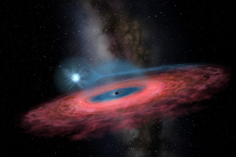瞬间一周丨我国发现最大恒星级黑洞