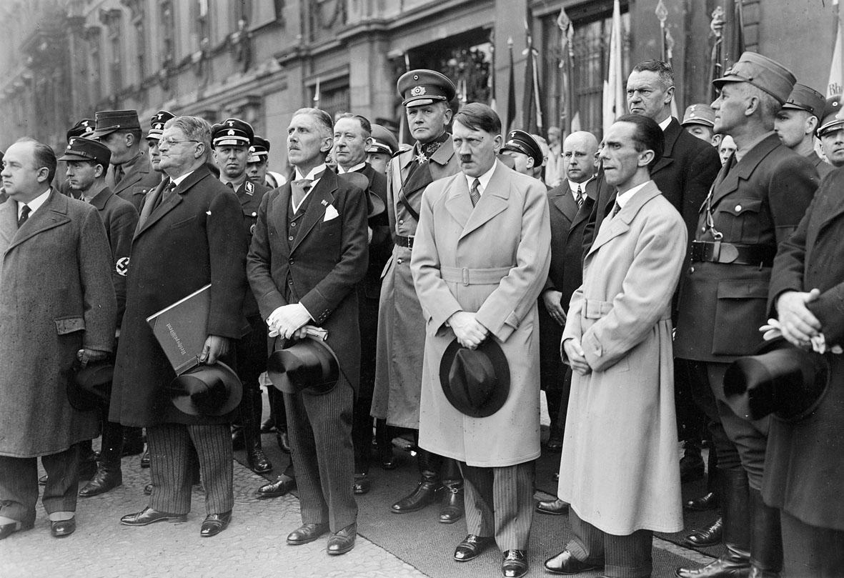 顺从的心理学:德国人是如何接受纳粹统治的?