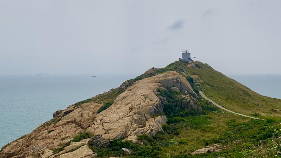 """香港""""小南极""""蒲台岛:守护者与渔村乡愁"""