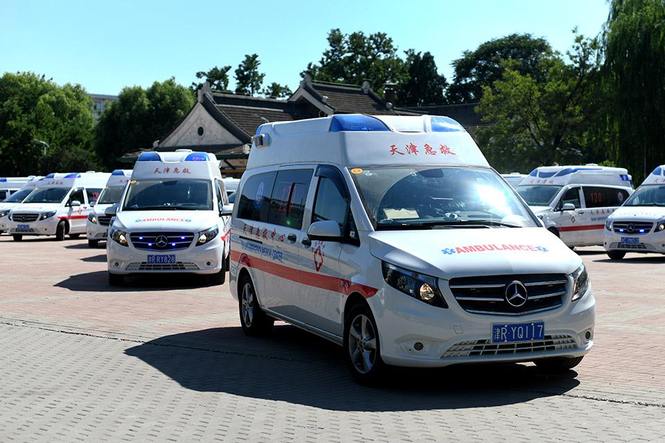 救护车该免费通行吗