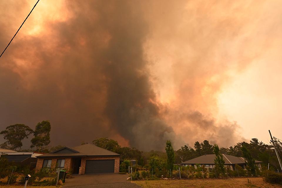 澳洲森林大火,证明应对气候变化的必要性?