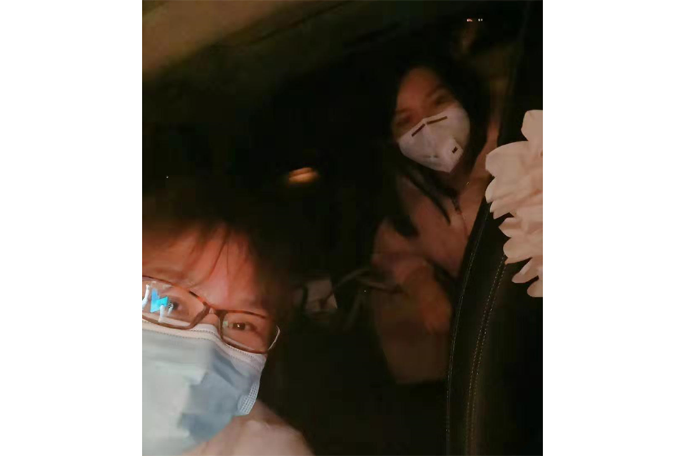 """武汉机动车禁令后,这支四千人志愿车队说:""""我们还在"""""""