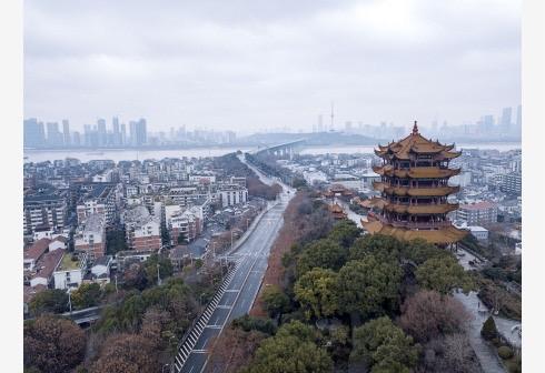 武漢封城,夾縫中的市場有多堅韌
