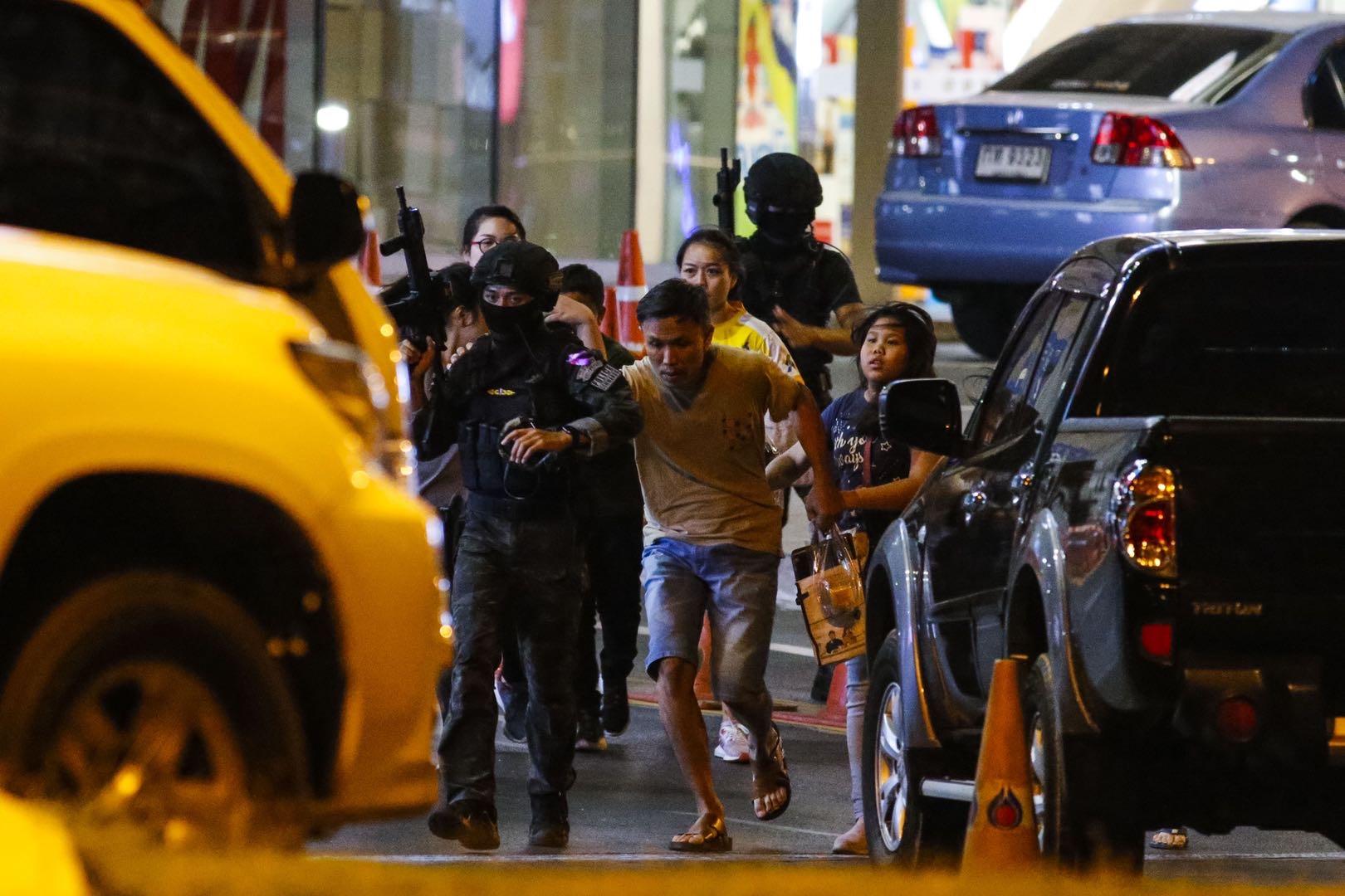 泰国军营枪击案30人死亡,缘起土地抵押借贷纠纷?