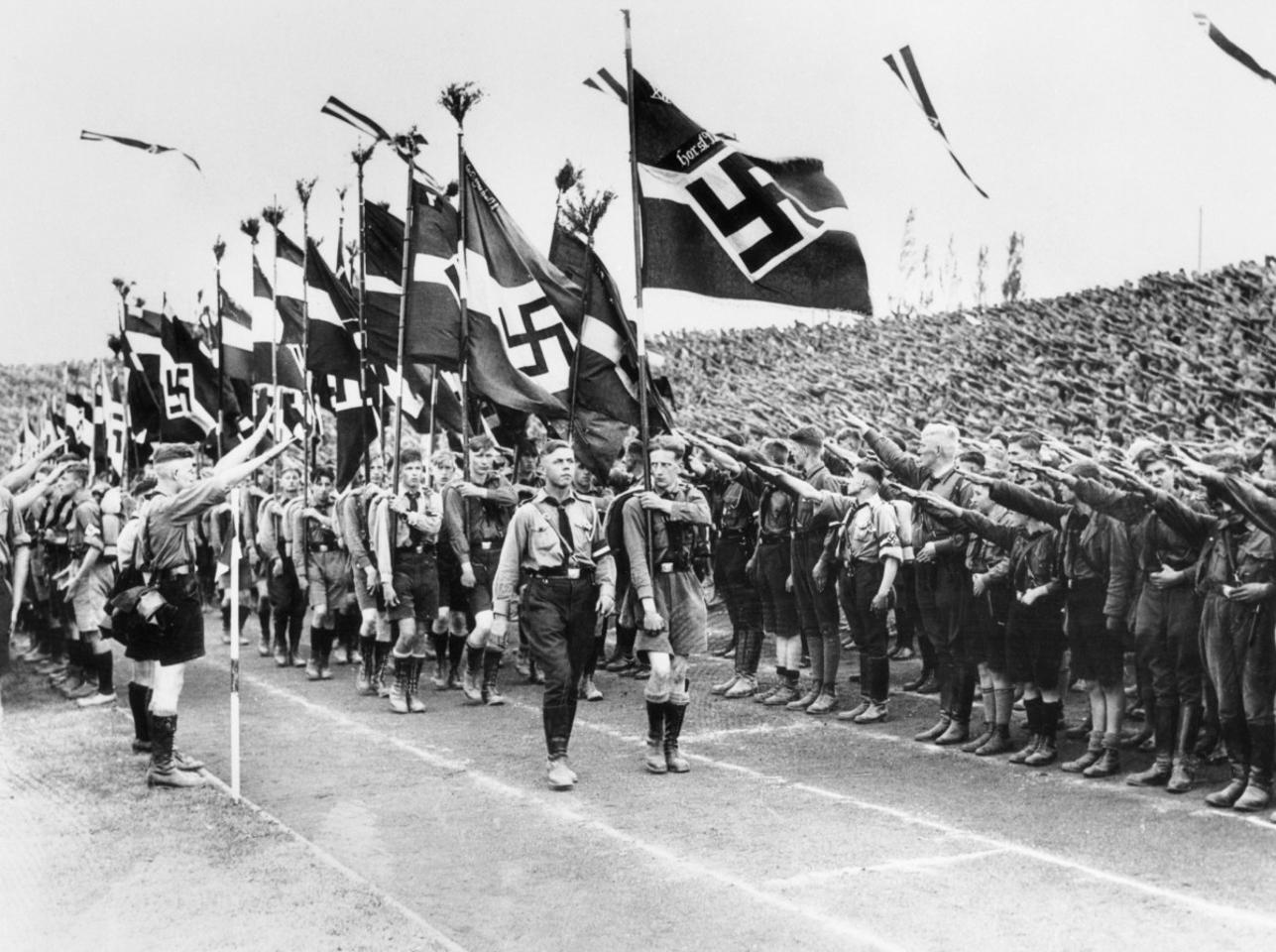 敢對納粹說不的孩子