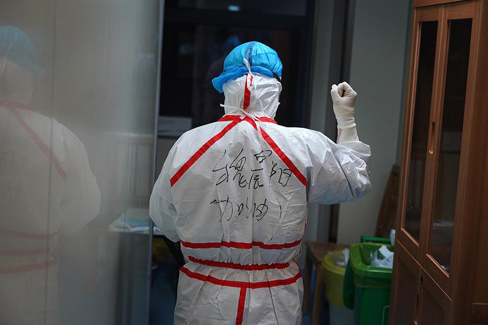 恐惧和无知不能成为禁止医务人员回家的理由