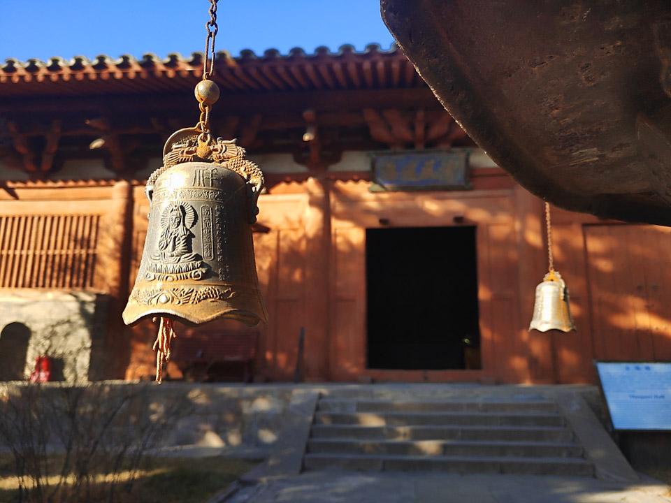 在那山西的佛光寺