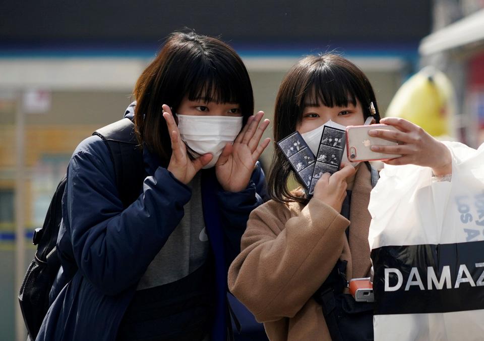 韩国新冠疫情暴发