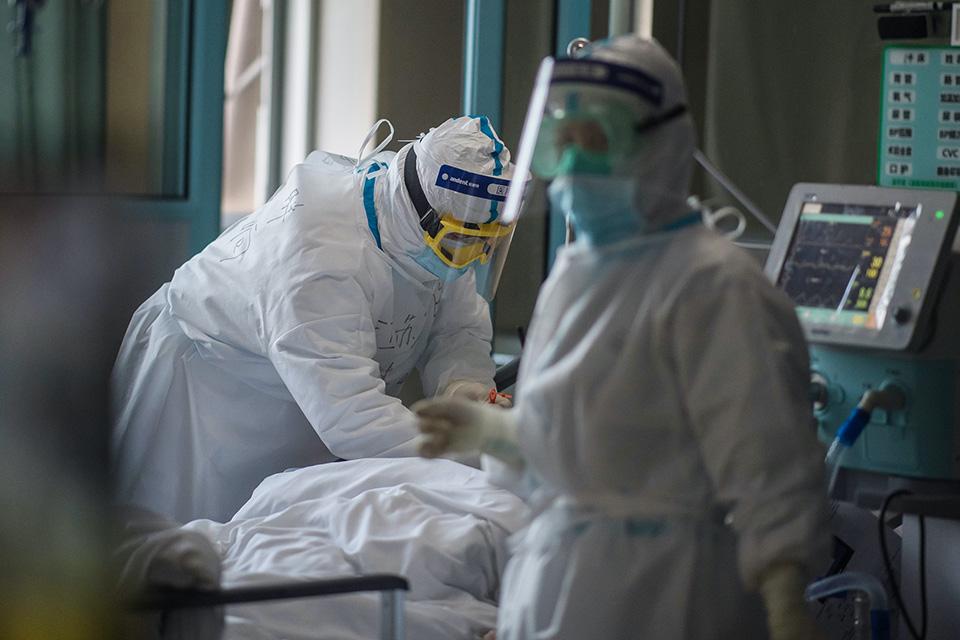 解剖遗体法医刘良:如果患者气道粘液没化解,给氧会起反作用