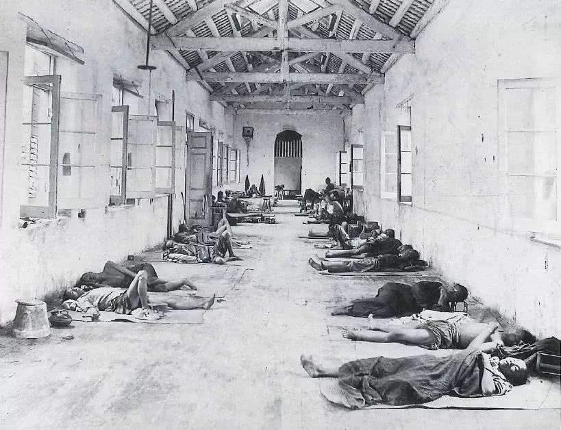 1894年香港鼠疫的中西医之争