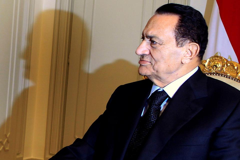 穆巴拉克之死和中东的革命循环
