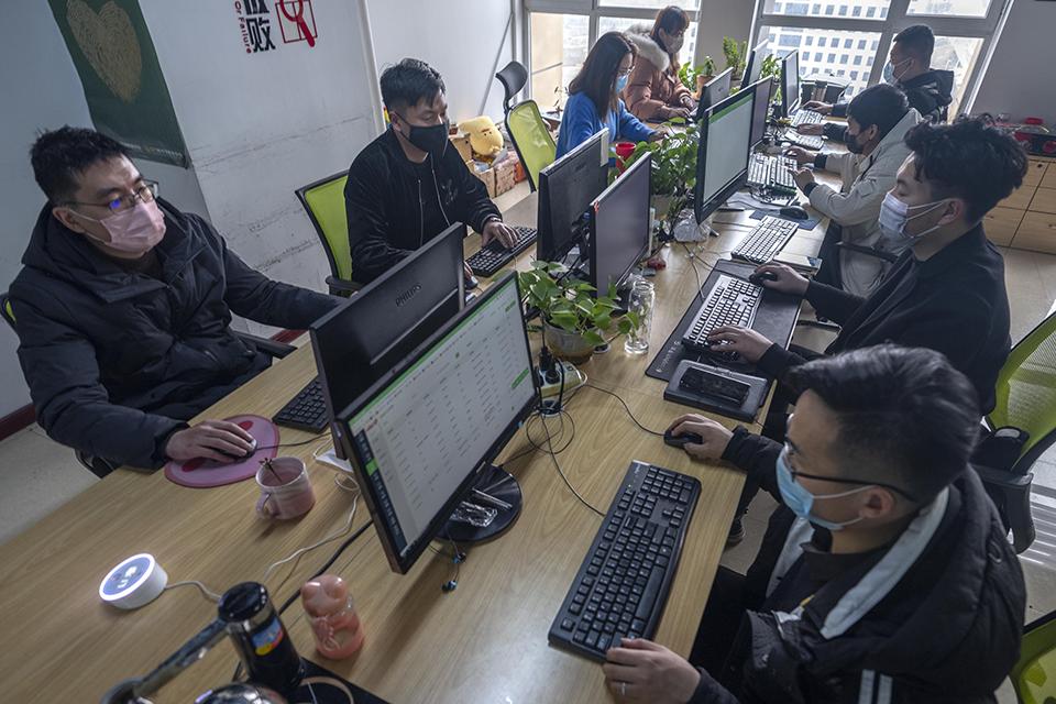 """中國經濟再出發:""""新個體戶""""領跑數字經濟時代"""