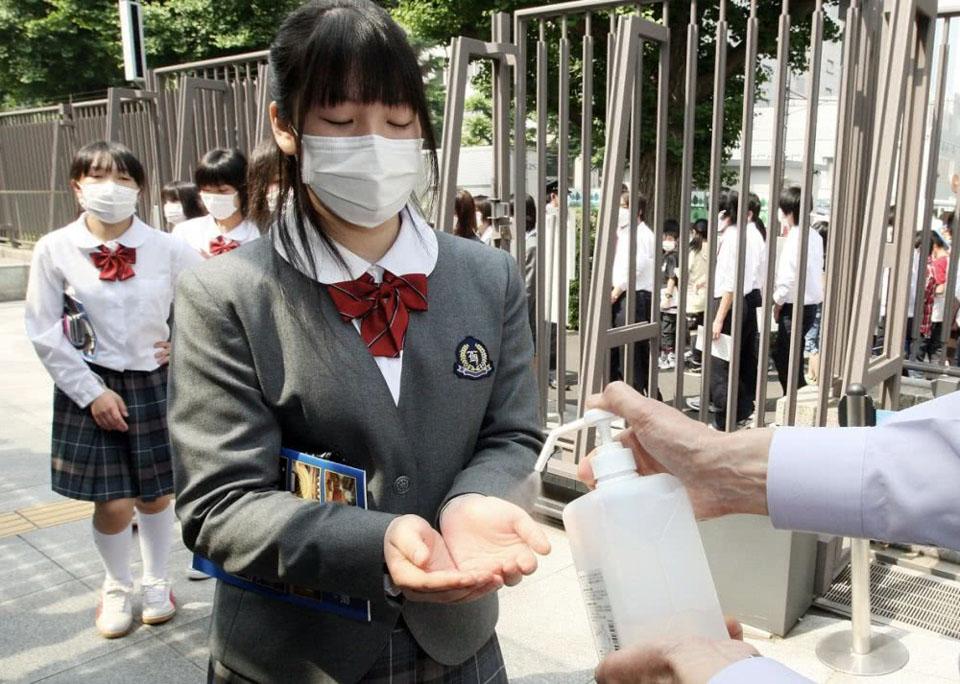 日本抗疫:結局未知的進行時