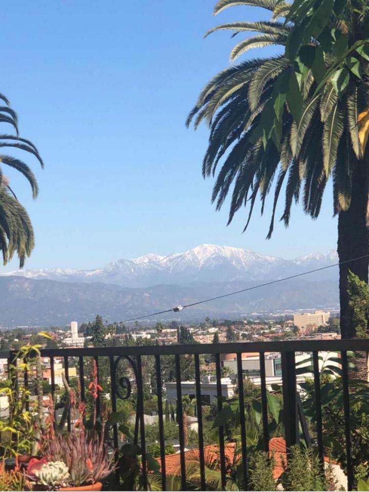 3月3日,洛杉矶:去诊所体检