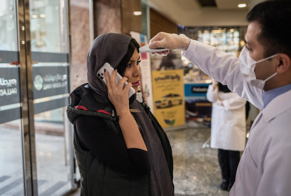 伊朗啟動國家動員計劃應對疫情