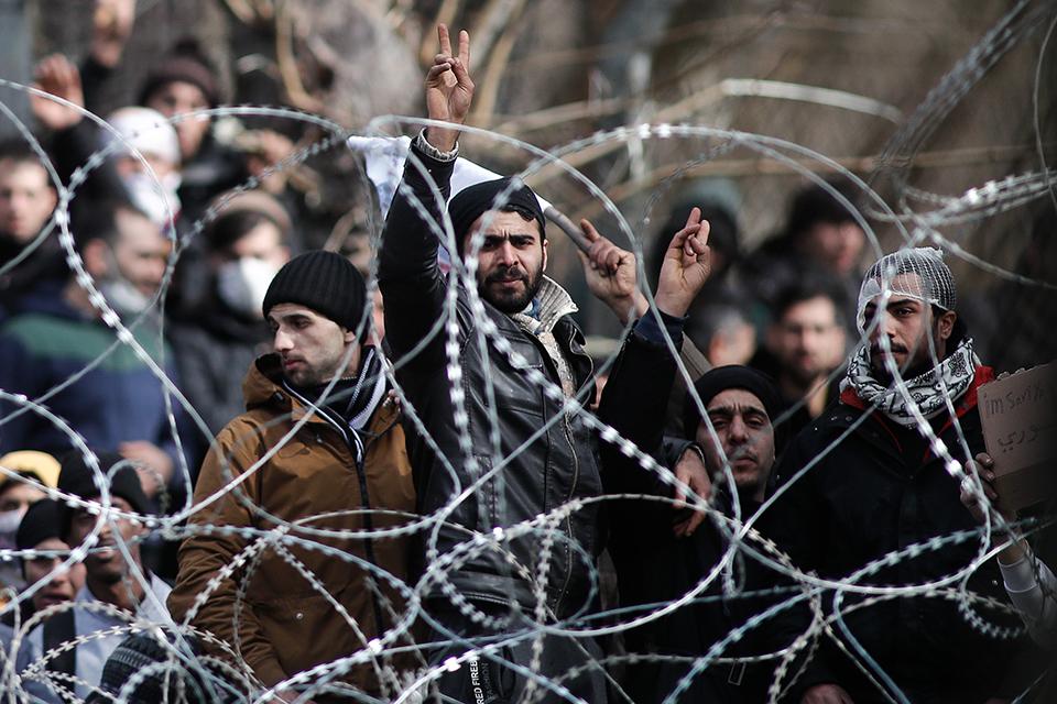13 歐洲再現難民危機,多國收緊移民政策.jpg
