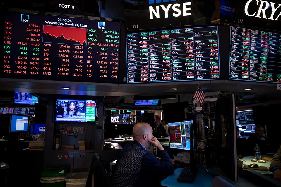 本轮市场动荡与2008年危机的异同